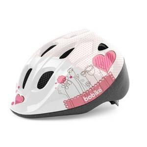 Detská prilba na bicykel Bobike Love 22d0a7827e0