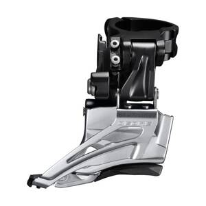 Prešmyk Deore M618 2x10 uni ťah Down Swing (34,9/31,8/28,6mm) 38z.