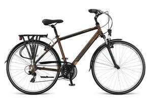 Bicykel Dema MONTREUX 1.0 brown-green 19""