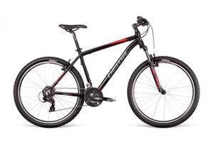 Bicykel Dema PEGAS 3.0 black-red-gray 19""