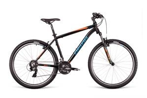 Bicykel Dema PEGAS 3.0 black-blue-orange 17""