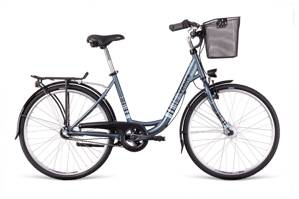 Bicykel Dema VENICE 26 3sp Dynamo dark gray