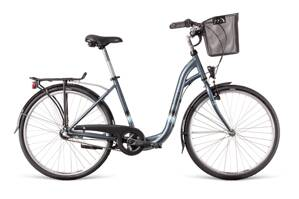 Bicykel Dema SILENCE 3sp dark gray