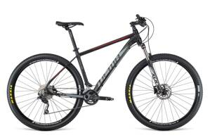 Bicykel Dema ENERGY 9.0 black-red 19""