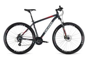Bicykel Dema ENERGY 3.0 grey-red 21""