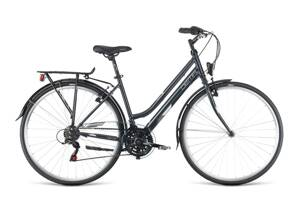 Bicykel Dema LUGO LADY dark grey 18""
