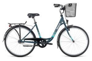 Bicykel Dema VENICE 26 dark blue