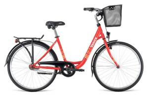Bicykel Dema VENICE 26 red