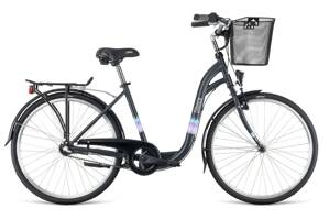 Bicykel Dema SILENCE 3sp grey