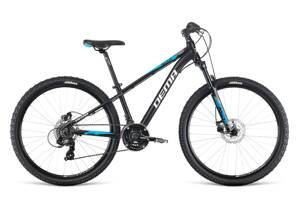 Bicykel Dema ROCKET 26 black-white blue