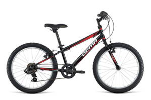 Bicykel Dema ROCKIE 20 RF black-red