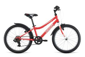 Bicykel Dema VEGA 6sp red