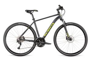 Bicykel Dema AVEIRO 7 dark gray 18'