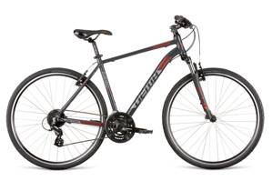 Bicykel Dema AVEIRO 2 dark gray 18'