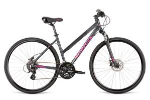 Bicykel Dema LOARA 5 dark gray 18'