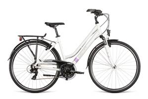 Bicykel Dema AROSA LADY 1 white-violet 18'