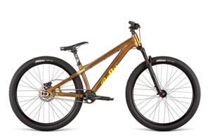 Bicykel BeFly AIR TWO BROWN