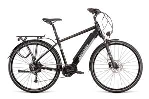 Bicykel Dema E-LLIOT TOUR MODEST 600 18' BLACK-WHITE