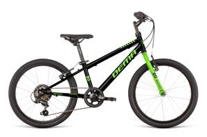 Bicykel Dema ROCKET 20 SL black-green