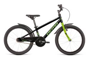 Bicykel Dema ROCKIE 1sp black-green