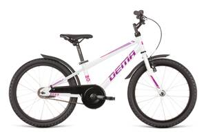 Bicykel Dema ROXIE 1sp white