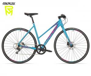 Rock Machine Bicykel Blackout 40 Lady
