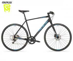 Rock Machine Bicykel Blackout 40
