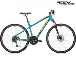 Rock Machine Bicykel CrossRide 500 HD