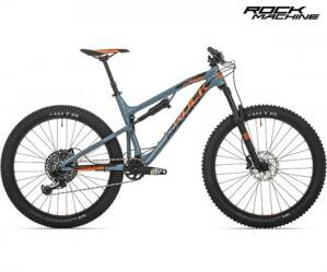 Rock Machine Bicykel Blizzard 90 - 27+