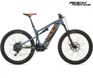 Rock Machine Bicykel BLIZZARD INT e90-27+