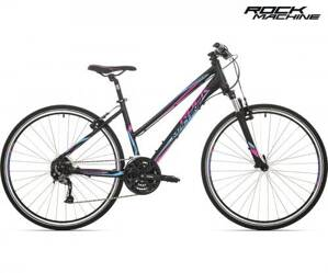 Rock Machine Bicykel CrossRide 350 Lady