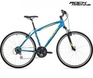 Rock Machine Bicykel CrossRide 200
