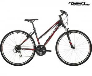 Rock Machine Bicykel CrossRide 200 Lady