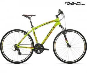 Rock Machine Bicykel CrossRide 100