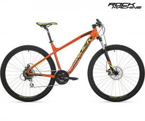Rock Machine Bicykel Heatwave 60 - 29""