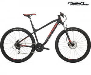 Rock Machine Bicykel Heatwave 70 - 29""