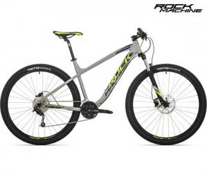 Rock Machine Bicykel Heatwave 90 - 29""