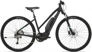 Rock Machine Bicykel CROSSRIDE e500 Lady