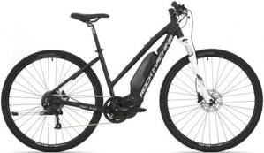 Rock Machine Bicykel CROSSRIDE e400 Lady
